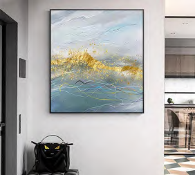 Paintings and decoration